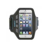 Apple Belkin F8W105qeC01 Ease-Fit Sports Armband for iPhone 5 Reflection